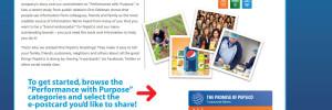 PepsiCo e-cards