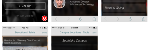 Gateway Church Mobile App